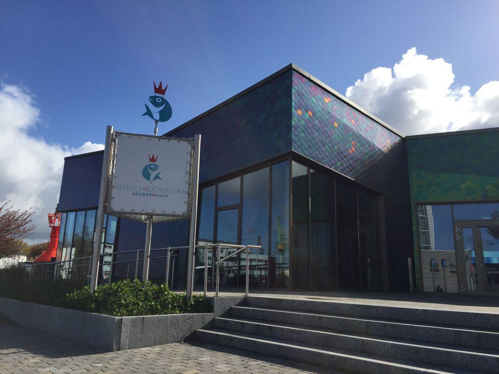 Seefischkochstudio Bremerhaven Außenansicht