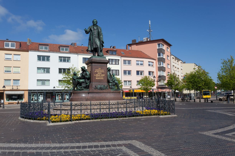 Wer ist eigentlich dieser Smidt? • Logbuch Bremerhaven
