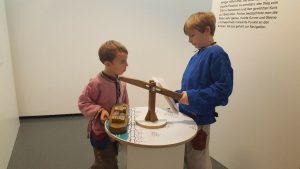 Geduldspiel im Deutschen Schiffahrtsmuseum