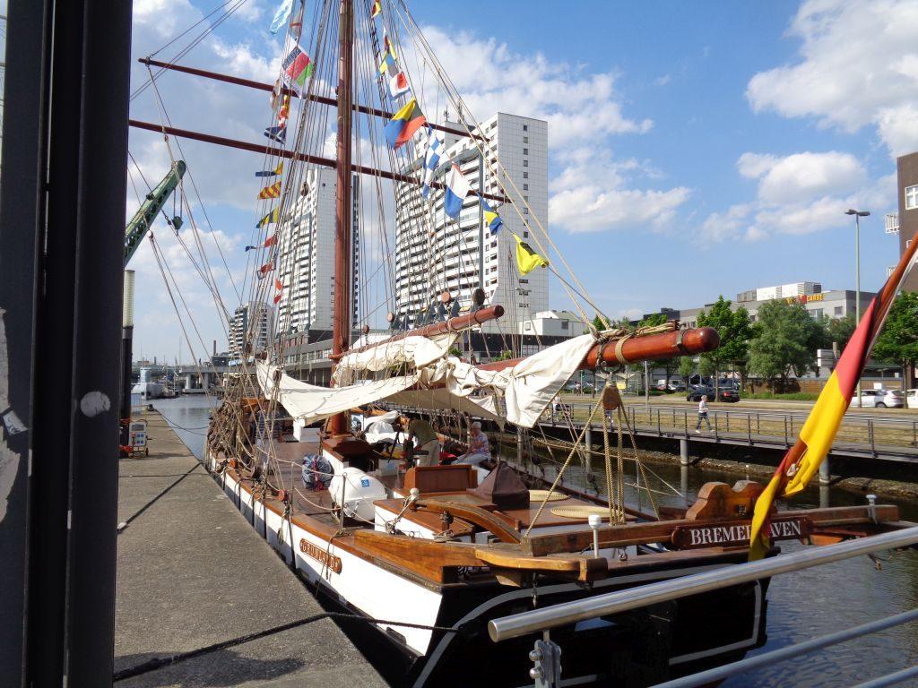 """Die """"Grönland"""" beim SeeStadtFest Bremerhaven (c) Tanja Albert"""