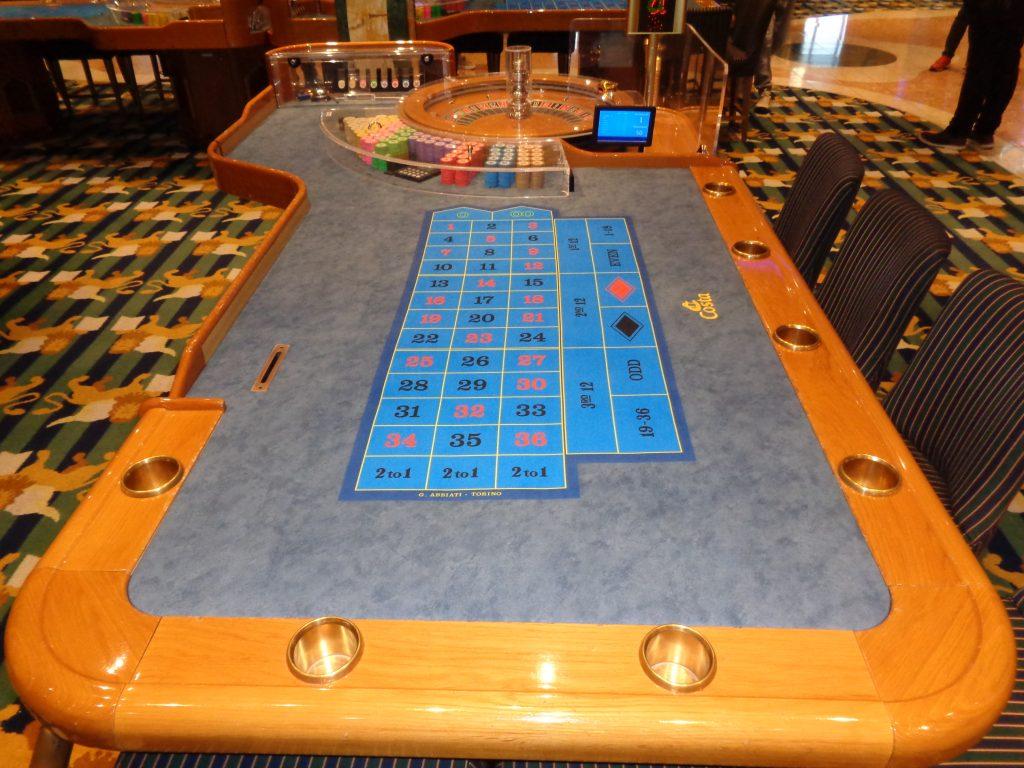 Roulettetische laden zum Spielen und Zocken ein (c) Tanja Albert