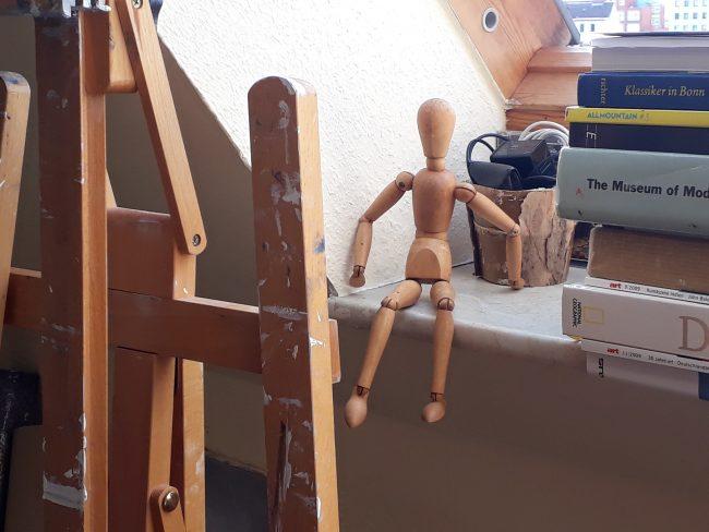 Künstler öffnen ihre Türen beim Tag der offenen Galerie in Bremerhaven (c) Tanja Albert