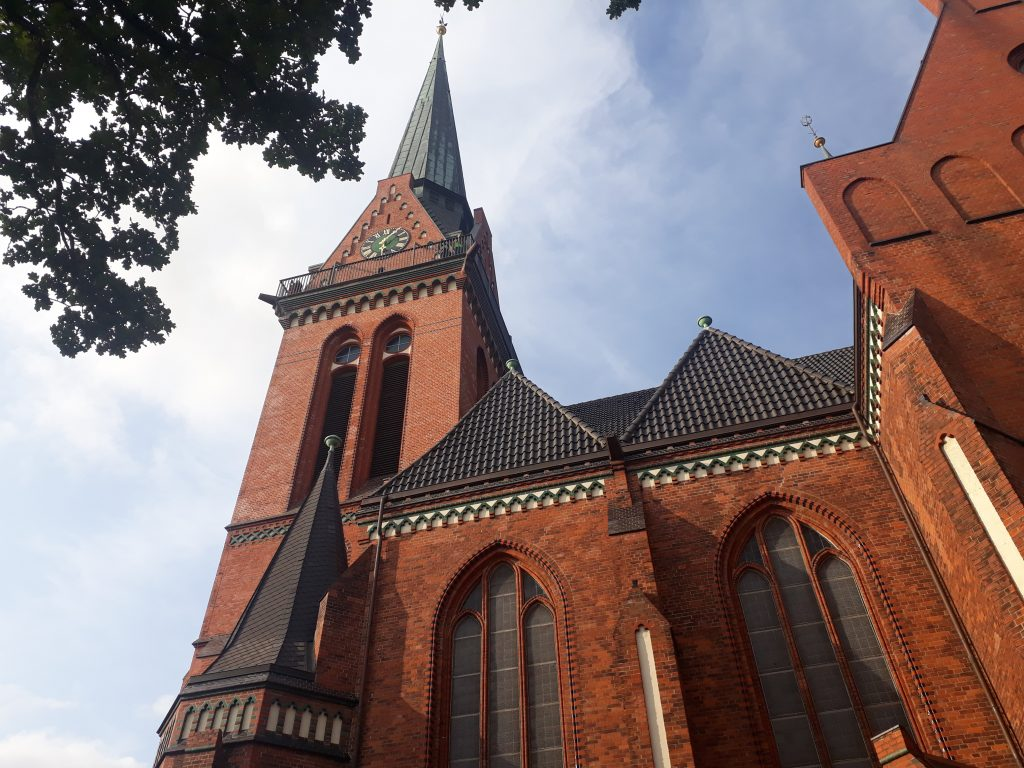 Tolle Aussicht garantiert von der Außengalerie der Pauluskirche (c) Tanja Albert
