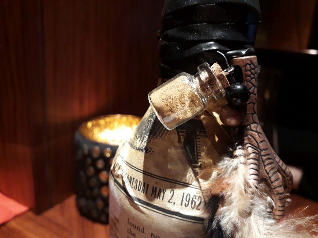 Außergewöhnliches Flaschendesign (c) Tanja Albert