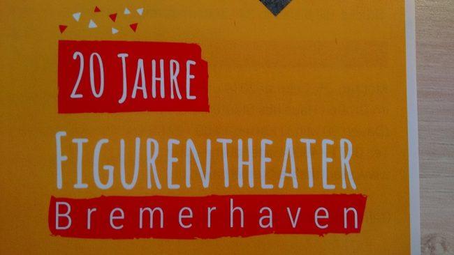 Das Figurentheater Bremerhaven wird 20 Jahre alt (c) Annika Jaeger