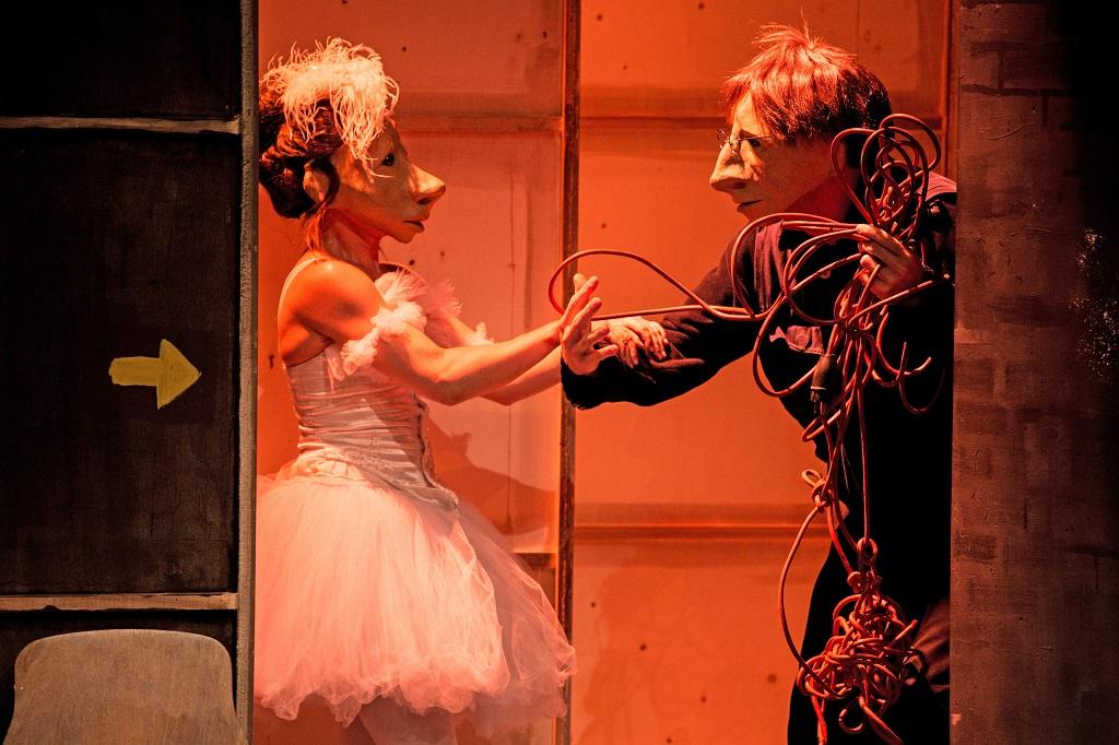 Familie Flöz spielt erstmalig im Stadttheater Bremerhaven