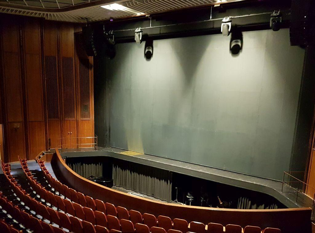 Der eiserne Vorgang im Stadttheater Bremerhaven (c) Tanja Albert