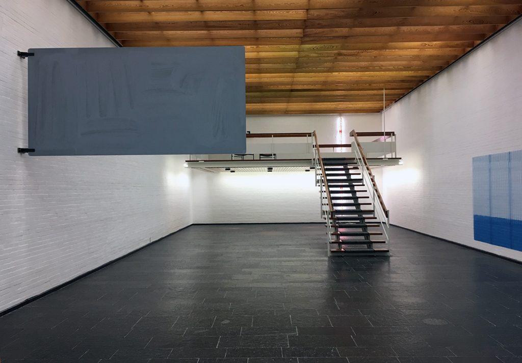 """Ansicht der Arbeit """"BOLD"""" von Sebastian Dannenberg in der Kunsthalle Bremerhaven (c) Cecilia Uckert"""