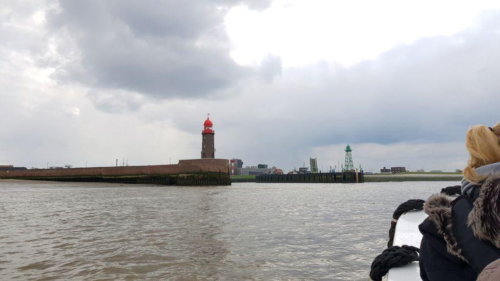 Leuchttürme sind auch heute noch wichtige Schifffahrtszeichen. (c) Tanja Mehl
