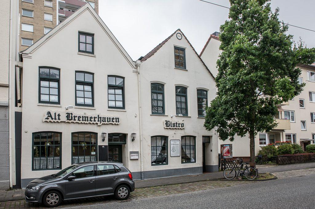 """Mehr Jahre im Gemäuer hat keine Kneipe in der Seestadt, als das """"Alt Bremerhaven"""" (c) Marco Butzkus"""