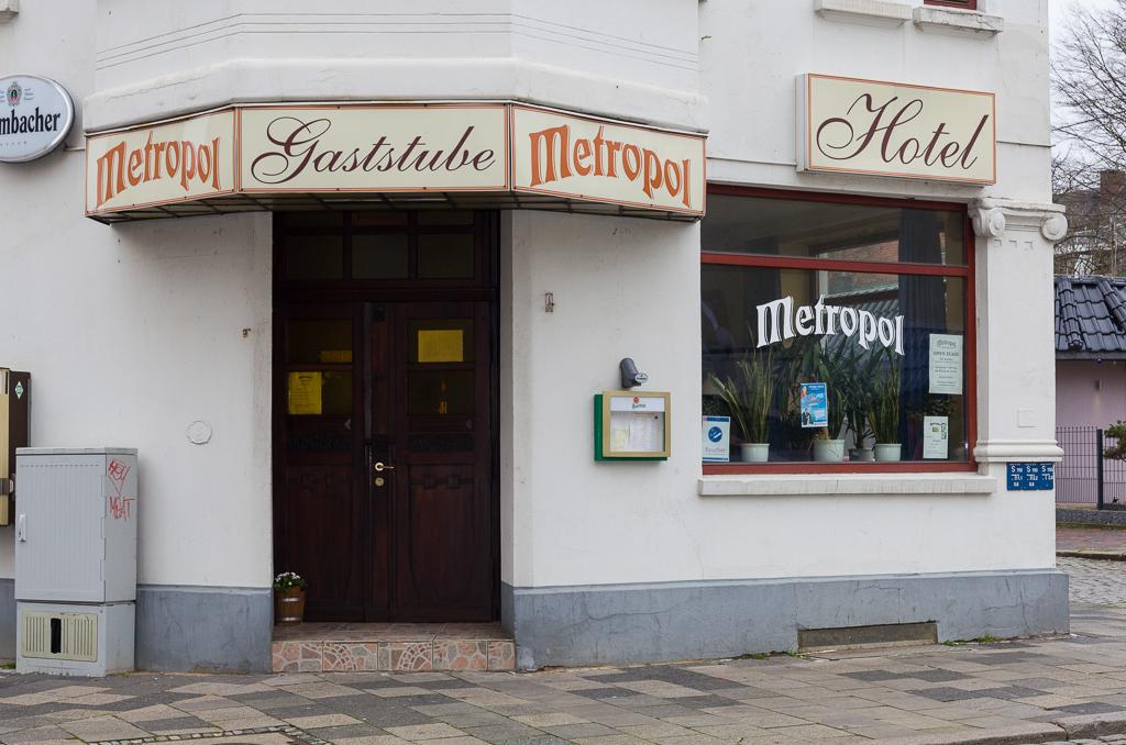 Aussenansicht Hotel Metropol Bremerhaven