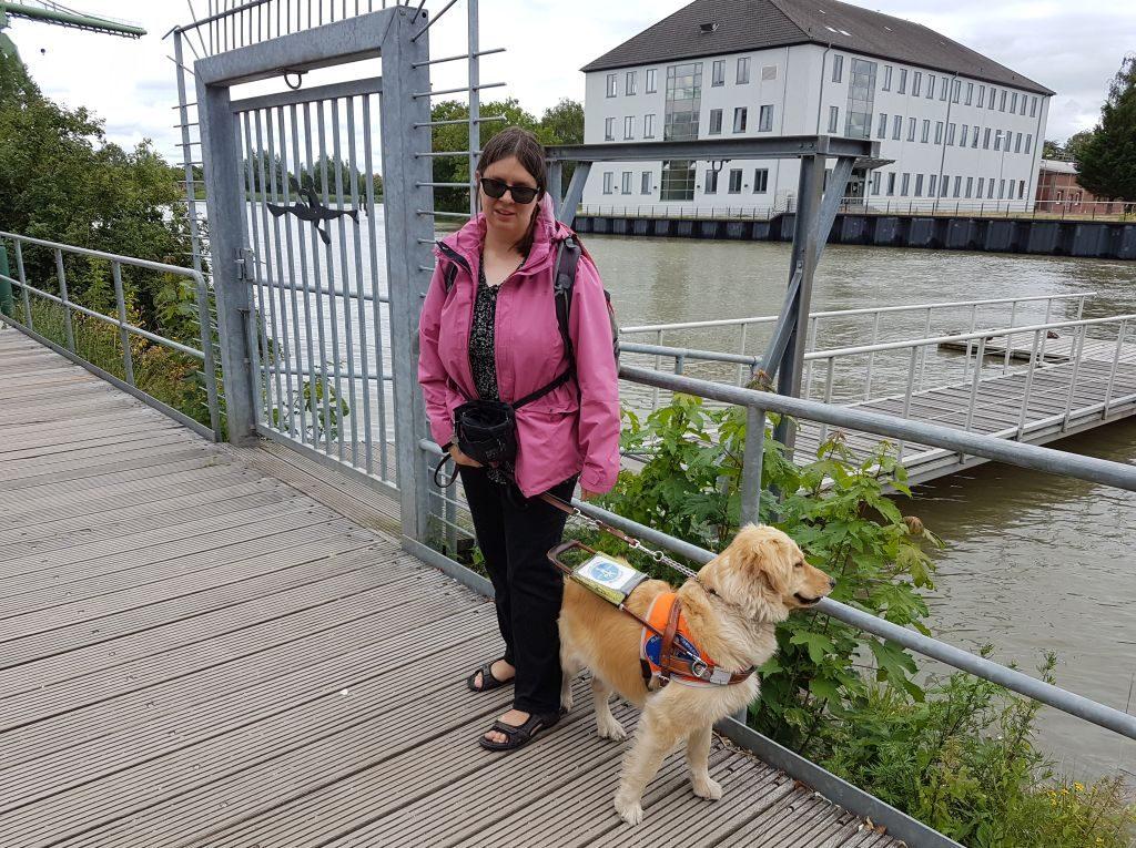 Spaziergang am Geestewanderweg in Bremerhaven (c) Tanja Albert