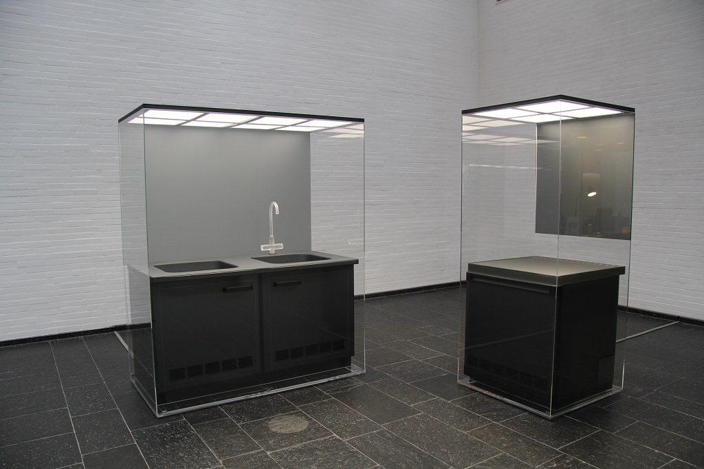 """Ausstellung Andreas Schmitten """"Stehend in Raum"""""""
