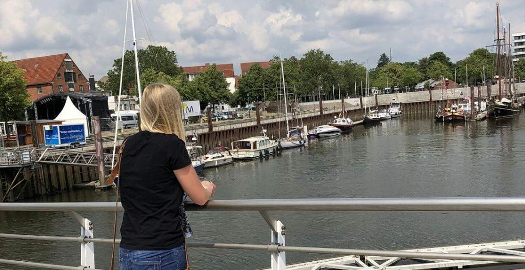 Vegesacker Hafen