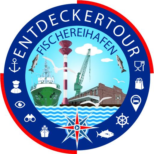 Logo Entdeckertour Fischereihafen