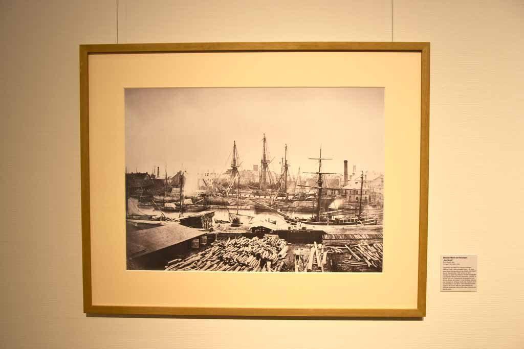 Blick auf die Wencke-Werft (c) Historisches Museum Bremerhaven