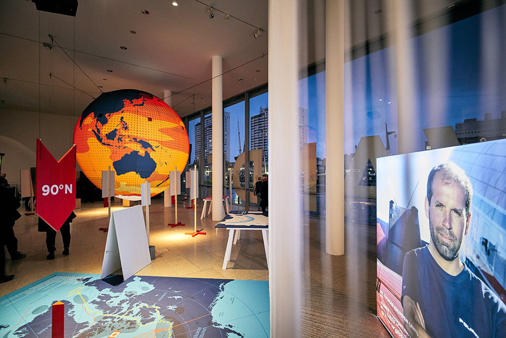 """Die Ausstellung """"Sea Changes – Welt und Meer im Wandel"""" im Deutschen Schifffahrtsmuseum"""