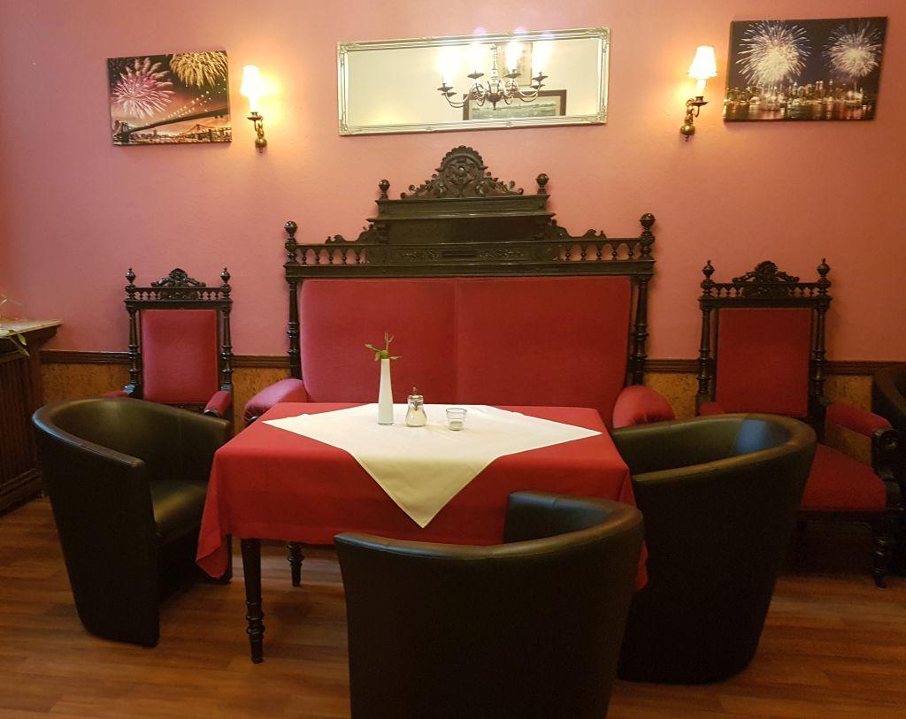 Columbus Lounge im Columbus Hotel in Bremerhaven (c) Tanja Albert