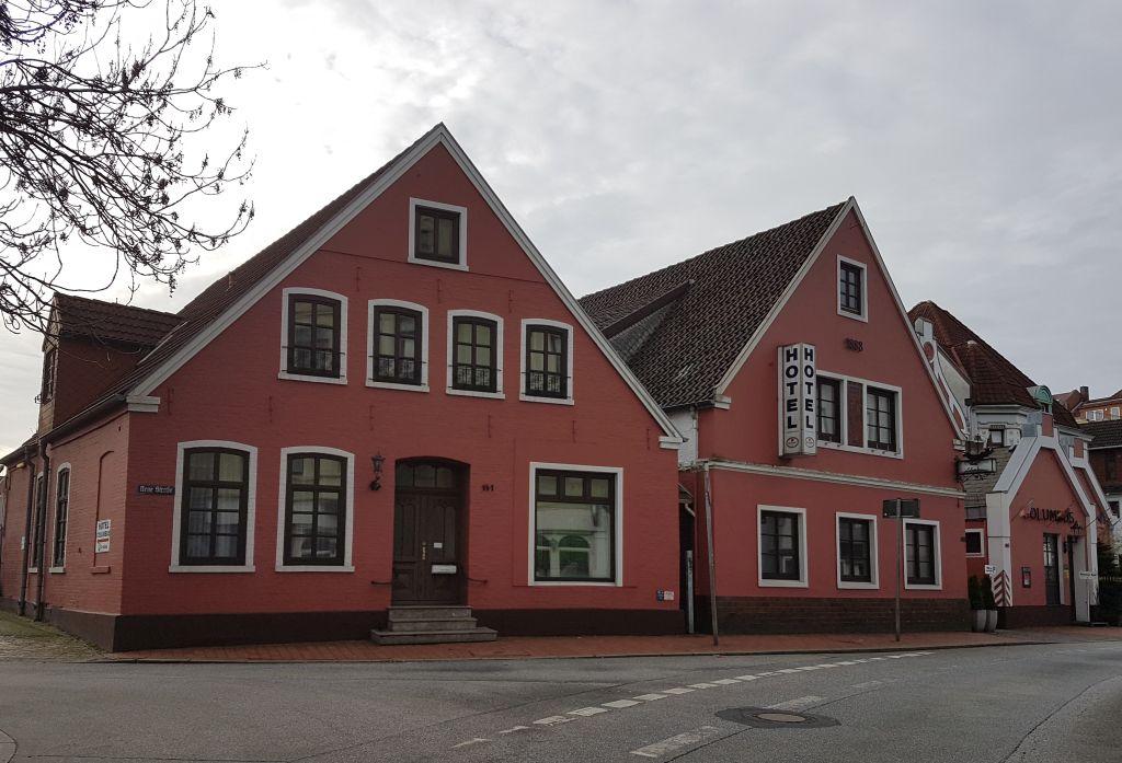 Hotel Columbus in Bremerhaven (c) Tanja Albert