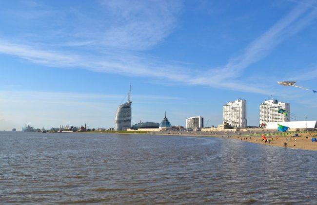 Skyline Bremerhaven (c) Felix Wiegandt