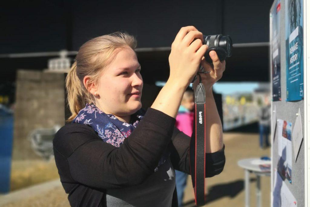 Auf der Wissenschaftsmeile zur Maritimen Woche, waren wir mit einem Stand vor Ort. Ich habe alles mit der Kamera festgehlten und bei Instagram und Facebook begleitet.