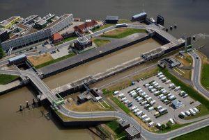 Doppelschleuse Bremerhaven