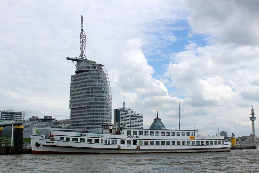 Fahrgastschiff Oceana