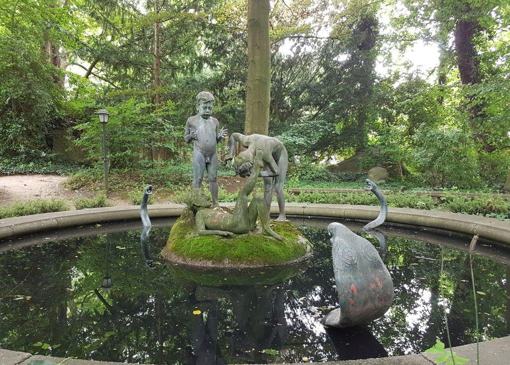 Brunnen in Thieles Garten (c) Tanja Albert