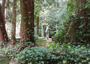 Skulpturen in Thieles Garten (c) Tanja Albert