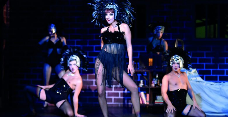 Premiere Chicago Ballett Ensemble, Jasmin Eberl (Velma Kelly)
