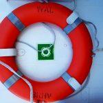 Rettungsring vom Dampfeisbrecher Wal (c) Tanja Albert