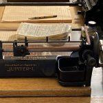 Bleistift-Schälmaschine Jupiter I