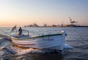 10 gute Gründe für Bremerhaven: Börteboot auf der Weser (c) Thorsten Ernst_Lottjen eV