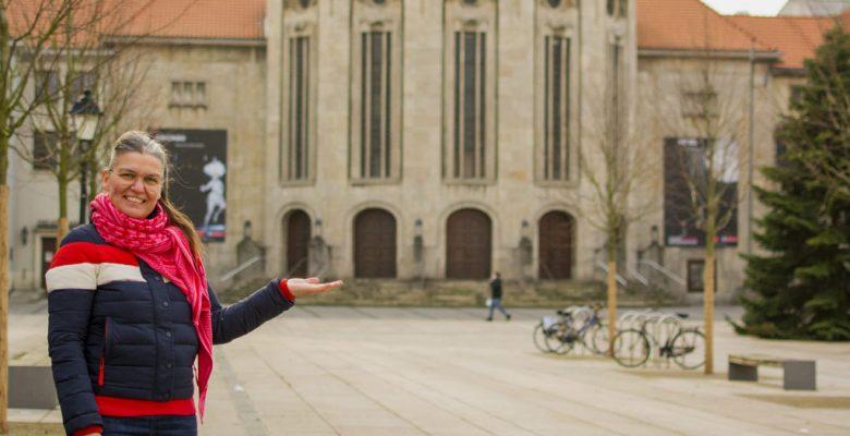 Ilka D'Alessandro Leiterin Markting- und Öffentlichkeitsarbeit Stadttheater Bremerhaven (c) Pietro D'Alessandro