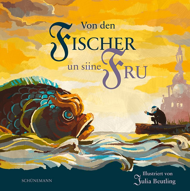 Titelbild Märchenbuch