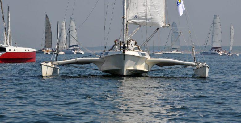 faszination mehrrumpfboot katamaran