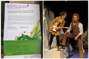 JUB! JUB! Hurra - 10 Jahre Junges Theater die endgültige Spielstätte ist gefunden am Elbinger Platz (c) Heiko Sandelmann