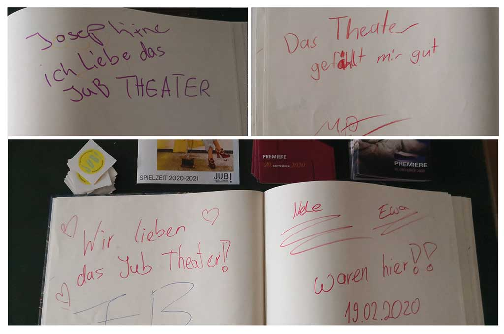 JUB! JUB! Hurra - 10 Jahre Junges Theater Bremerhaven