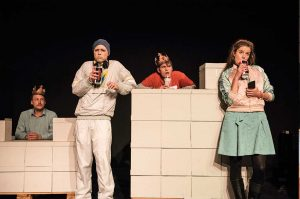 JUB! JUB! Hurra - 10 Jahre Junges Theater (c) Manja Herrmann