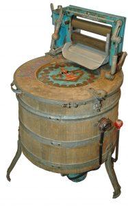 Holzbottichwaschmaschine