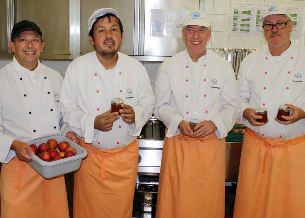 Mitarbeiter der Elbe Weser Welten (c) Elbe Weser Welten gGmbH