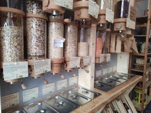 Spenderboxen zum selbstabfüllen (c) Tanja Albert