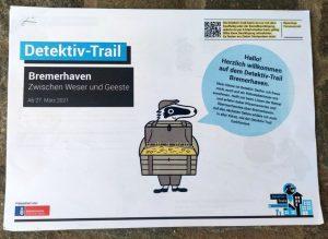 Detektiv-Trail in Papierform (c) Tanja Albert