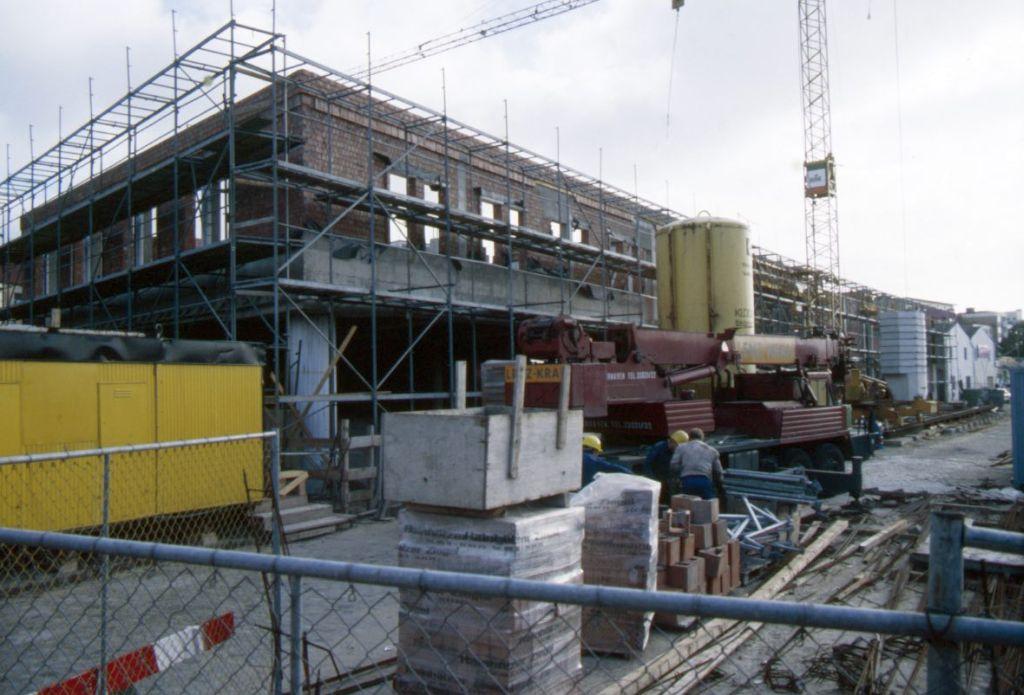 Bau des Historischen Museums Bremerhaven (c) Historisches Museum Bremerhaven
